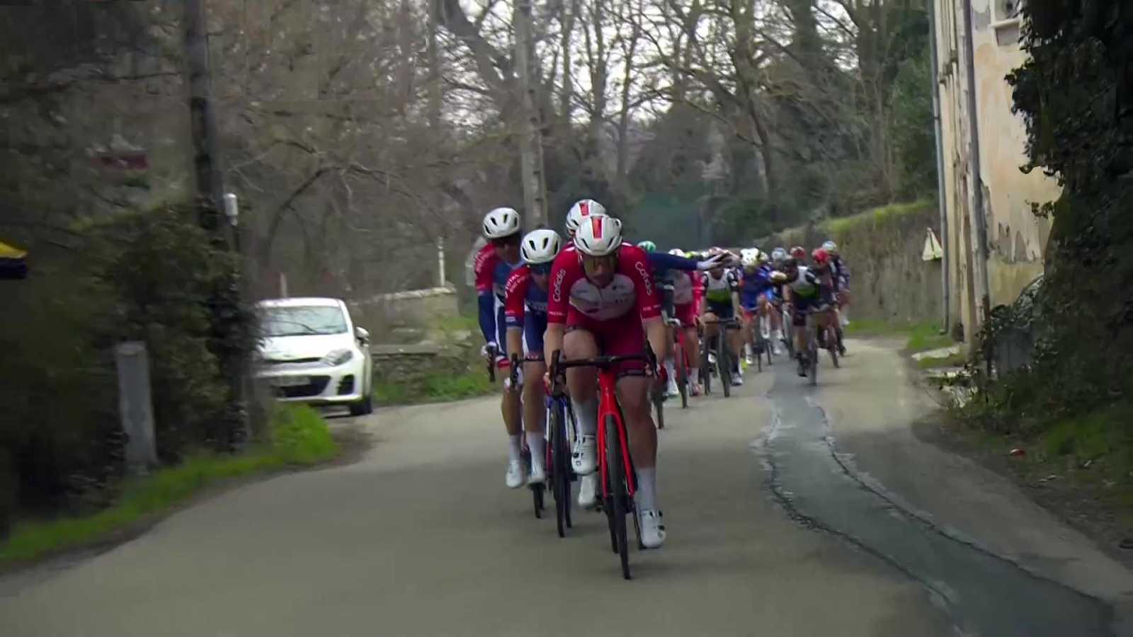 Ciclismo - Etoile de Bessegés - Tour de Gard. 2ª etapa: Saint Genies de Malgoires - La Calmette - ver ahora