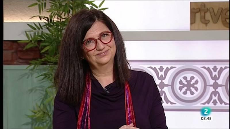 """Cafè d'idees - Rosa Lluch: """"Comparar Puigdemont amb els exiliats del 39 no em va fer sentir còmode"""""""