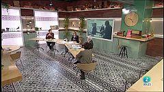 Cafè d'idees - Rosa Lluch, recursos 14-F i 'Hache'
