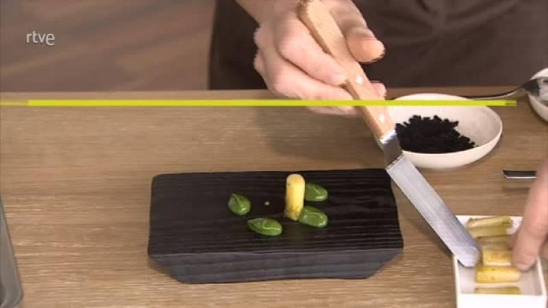 Artesanía en madera para restaurantes de alta cocina