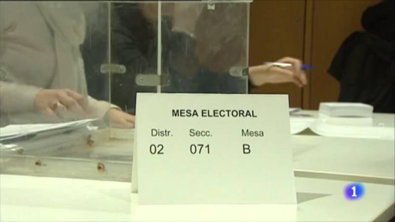 Els suplents podran cobrir altres meses electorals vacants