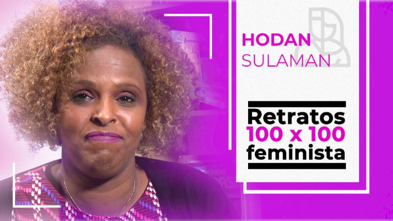 Objetivo Igualdad - Retrato 100% feminista: Hodan Sulaman