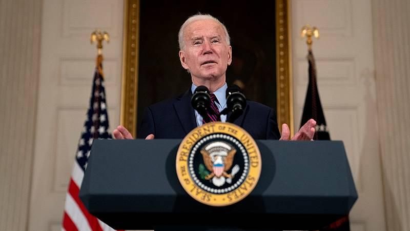 EE.UU. cambia en política exterior el 'America First' de Trump por 'el América ha vuelto' de Biden