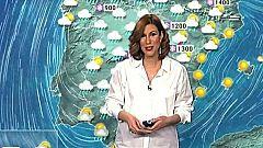 Las temperaturas se desploman hasta diez grados este fin de semana, volviendo a valores invernales, y regresa la lluvia