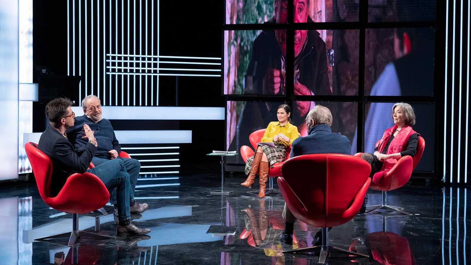 Historia de nuestro cine - Coloquio: Un año sin Cuerda - ver ahora