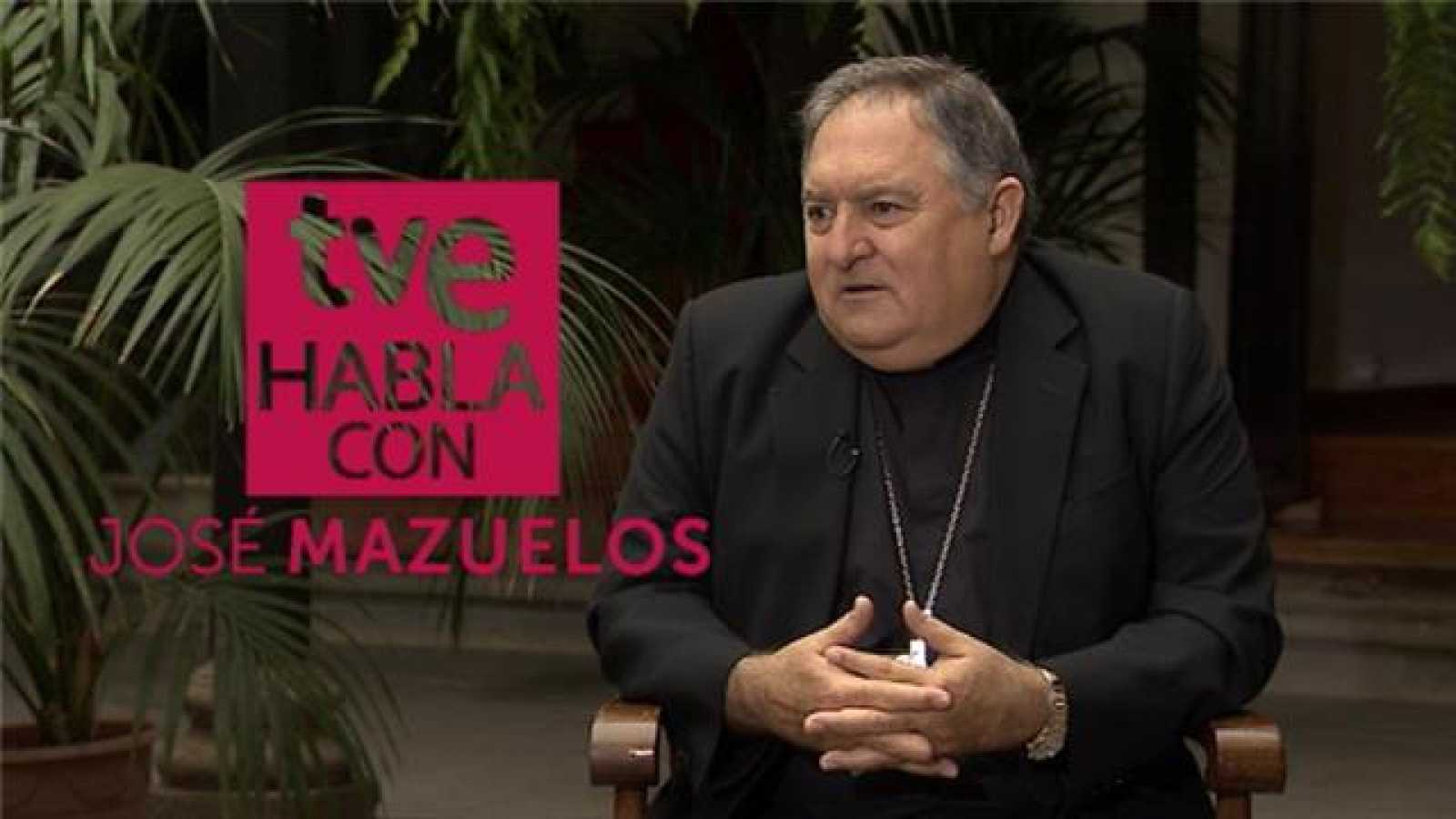TVE habla con José Mazuelos Pérez - 07/02/2021