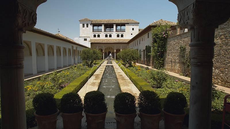 Jardines con historia - Granada: La Alhambra - ver ahora