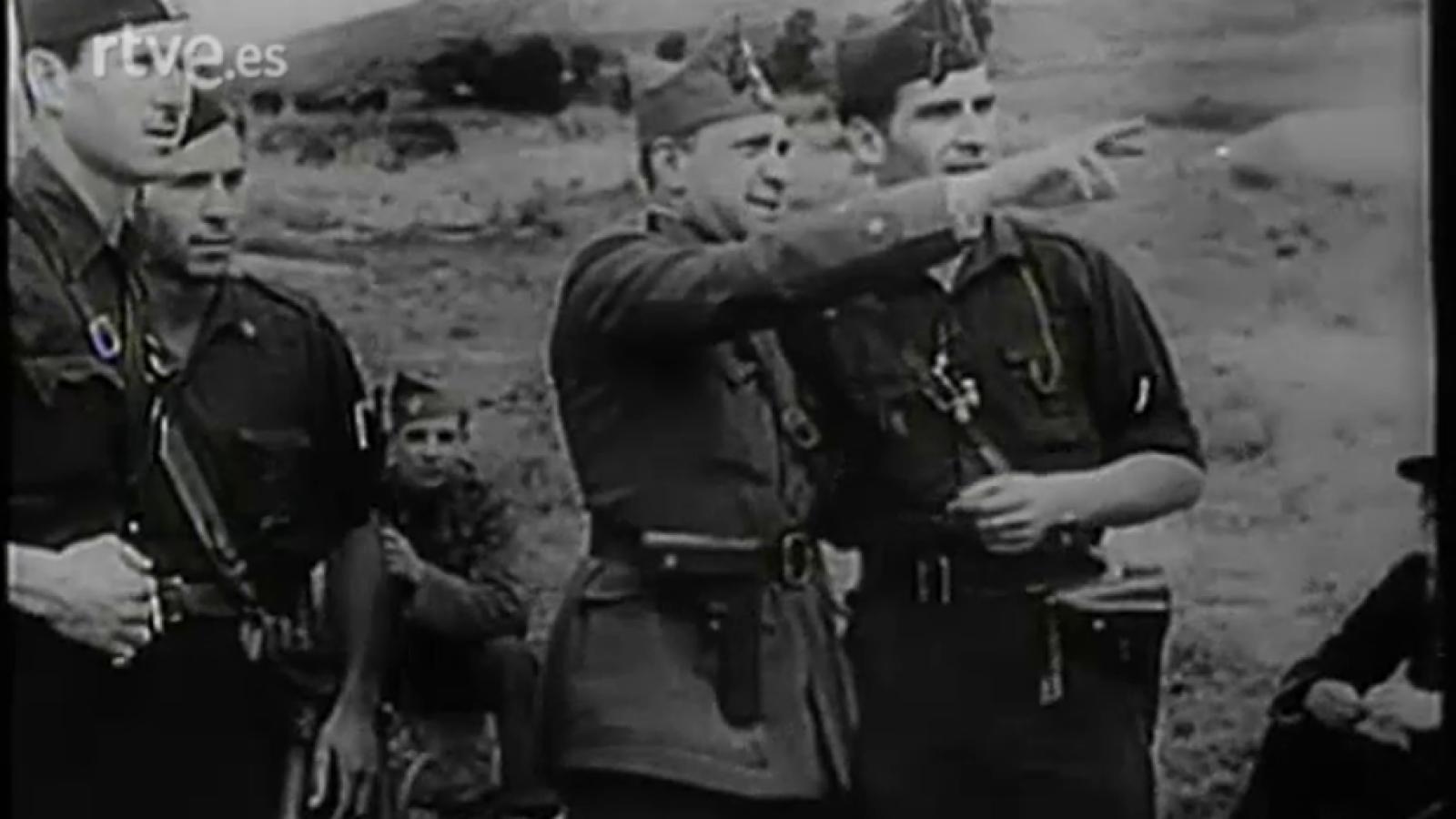 La guerra filmada - La España Sublevada