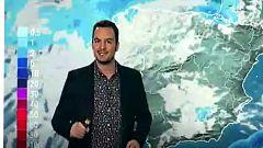 Lluvias en Galicia, viento en el sur del Mediterráneo y más frío por la noche