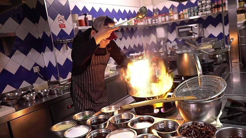 Zoom Tendencias - La alta cocina china pide paso - ver ahora