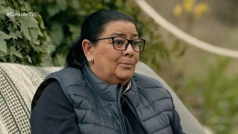 Corazón - María del Monte se sincera: 'No me arrepiento de nada en la vida, no tengo la sensación de haberle hecho daño a nadie'