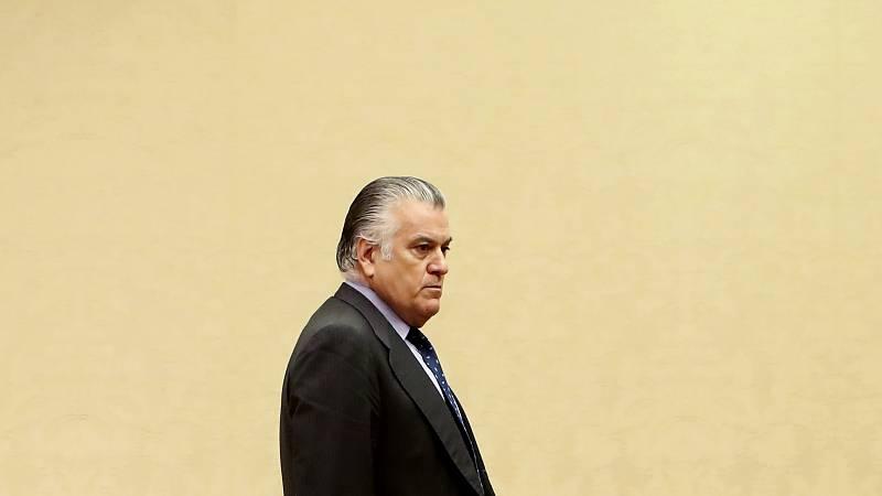 Bárcenas dice que negoció con personas del actual PP