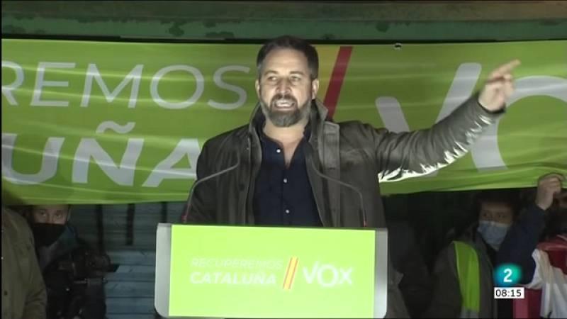 La campanya encara la recta final amb crides a la mobilització