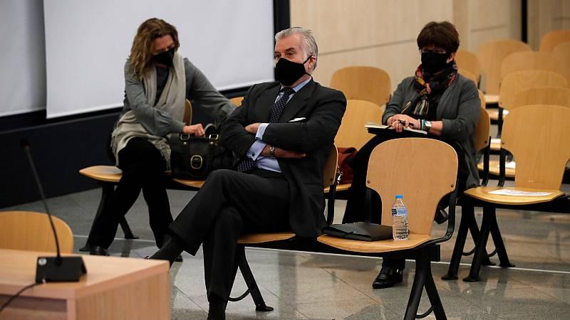 Bárcenas vuelve al banquillo por la 'caja B' del PP en un juicio que tendrá a Rajoy y Aznar de testigos