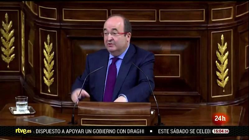 Parlamento - El foco parlamentario - Miquel Iceta se estrena como ministro - 06/02/2021