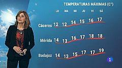 El Tiempo en Extremadura - 08/02/2021