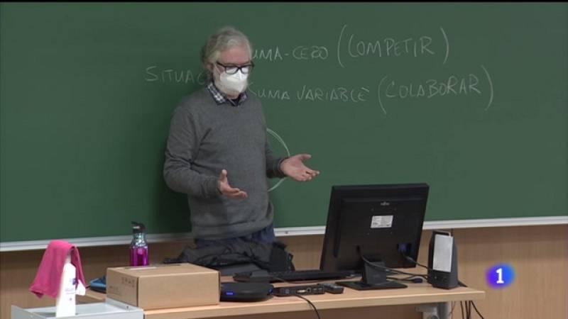 As universidades galegas adáptanse á pandemia