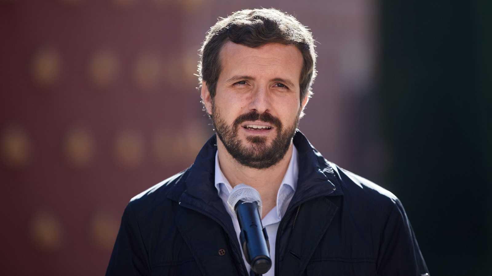"""Casado insiste en que el PP de Bárcenas """"ya no existe"""" y PSOE, Unidas Podemos y Ciudadanos cargan contra la corrupción"""