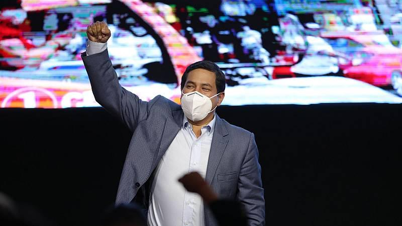 Andrés Arauz gana las elecciones en Ecuador pero habrá segunda vuelta