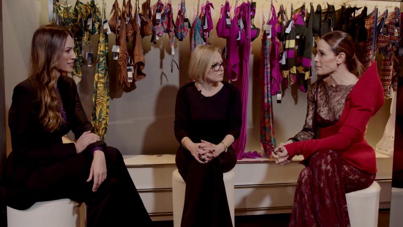 10 vestidos - Nuria Sardá y Helen Lindes
