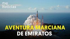 'Hope', la sonda con la que Emiratos Árabes aspira a conquistar Marte