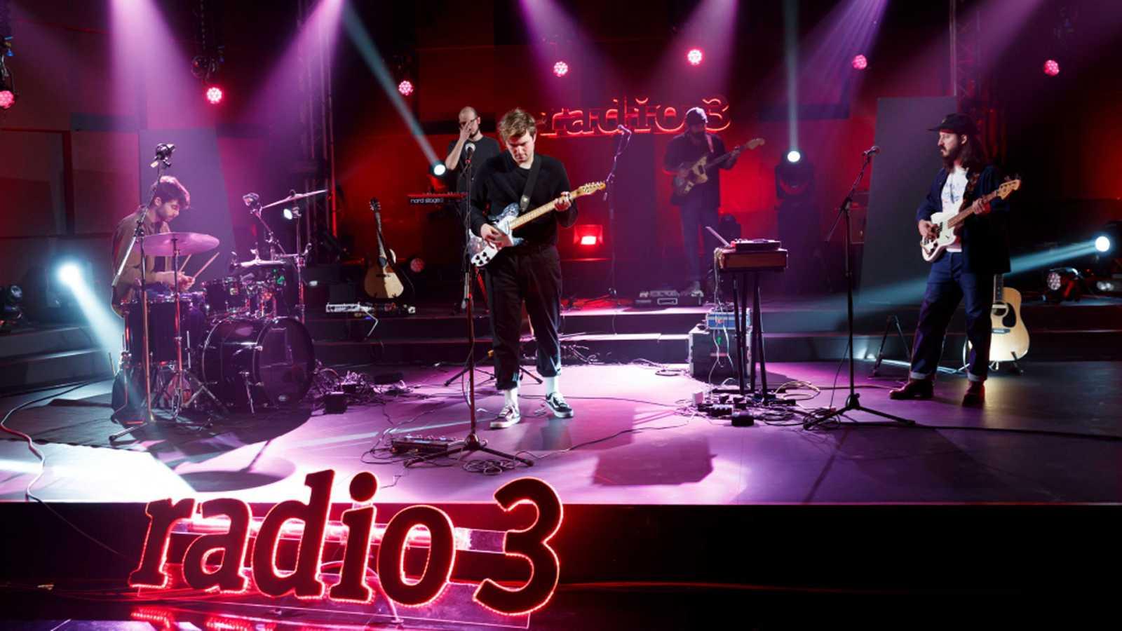 Los conciertos de Radio 3 - St Woods - ver ahora