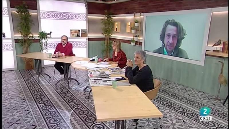 Pere Aragonès, Peña-López i la campanya més divertida
