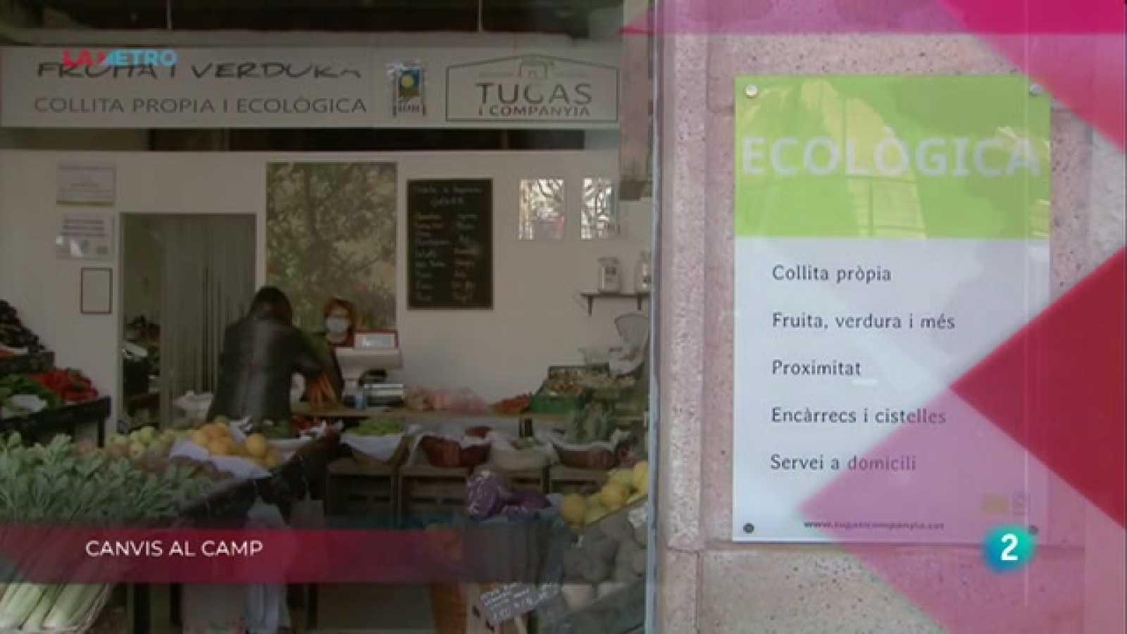 Canvis al camp, Sostenibilitat ambiental i Gavà Circular a La Metro