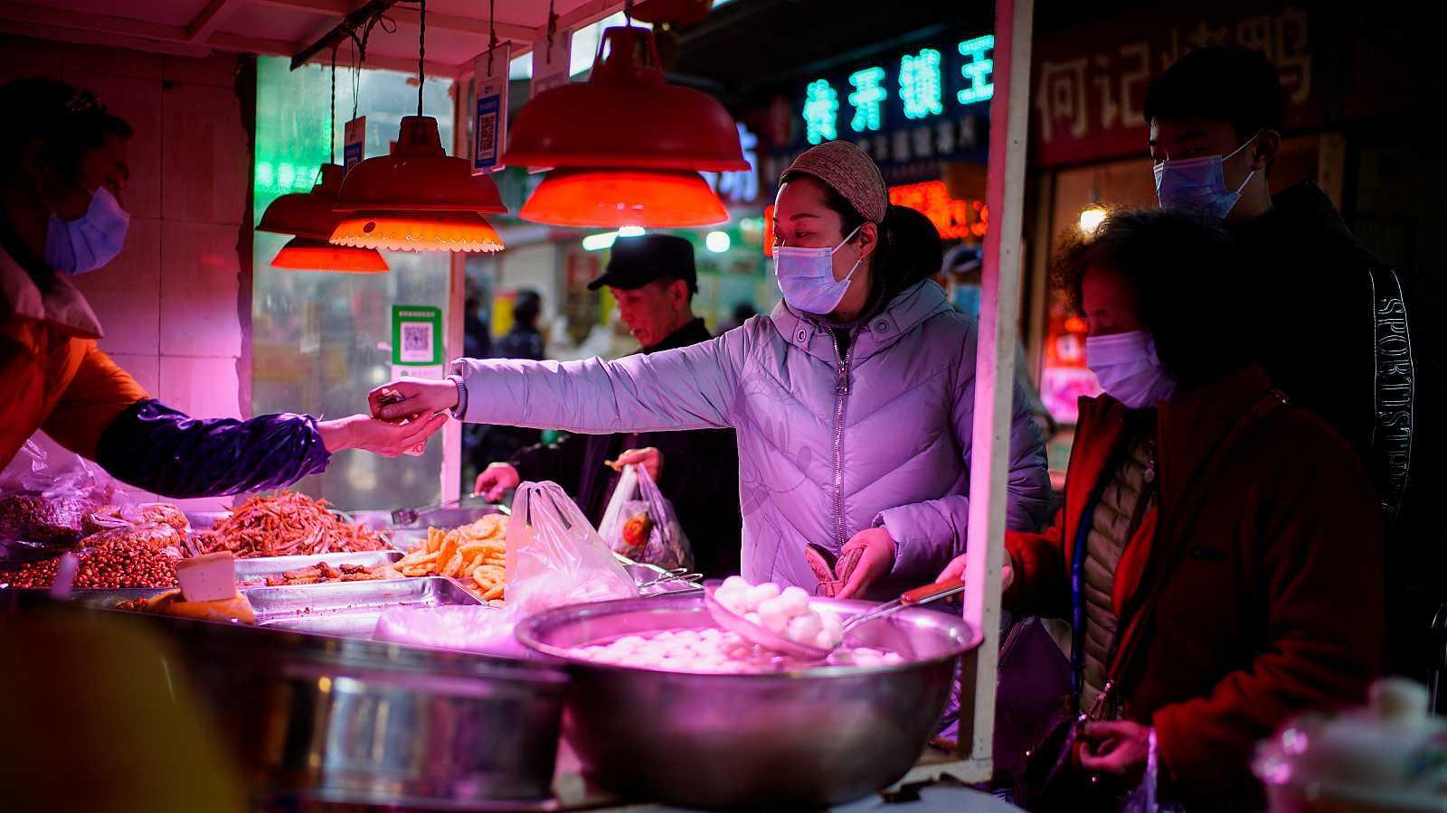La OMS descarta que el coronavirus se creara en un laboratorio chino y confirma su origen animal