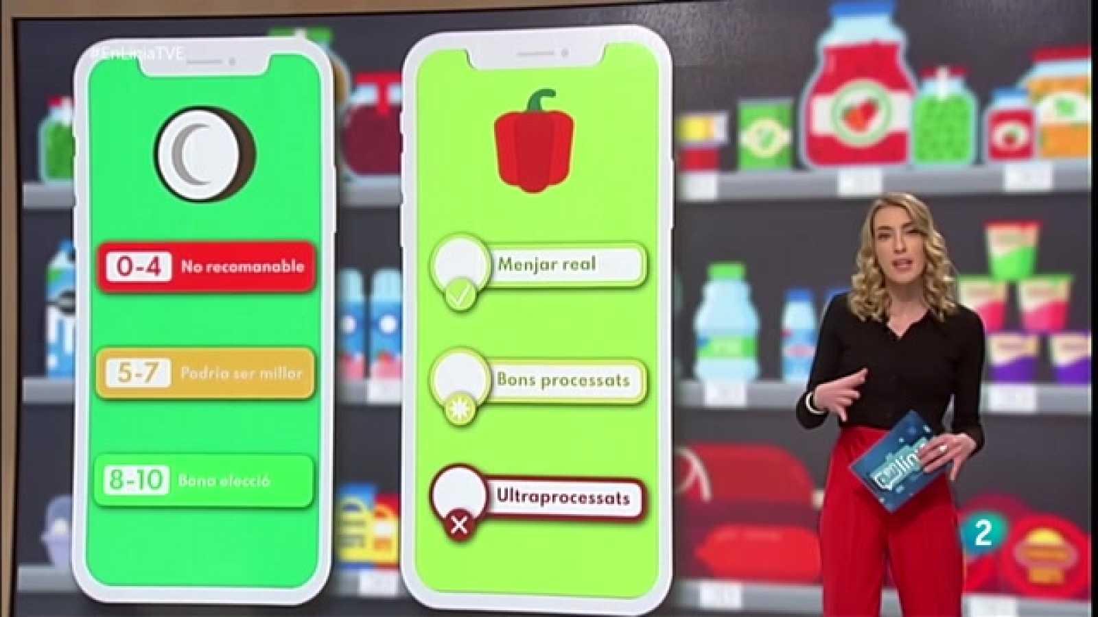 A En Línia ens preguntem si sabem llegir les etiquetes dels productes