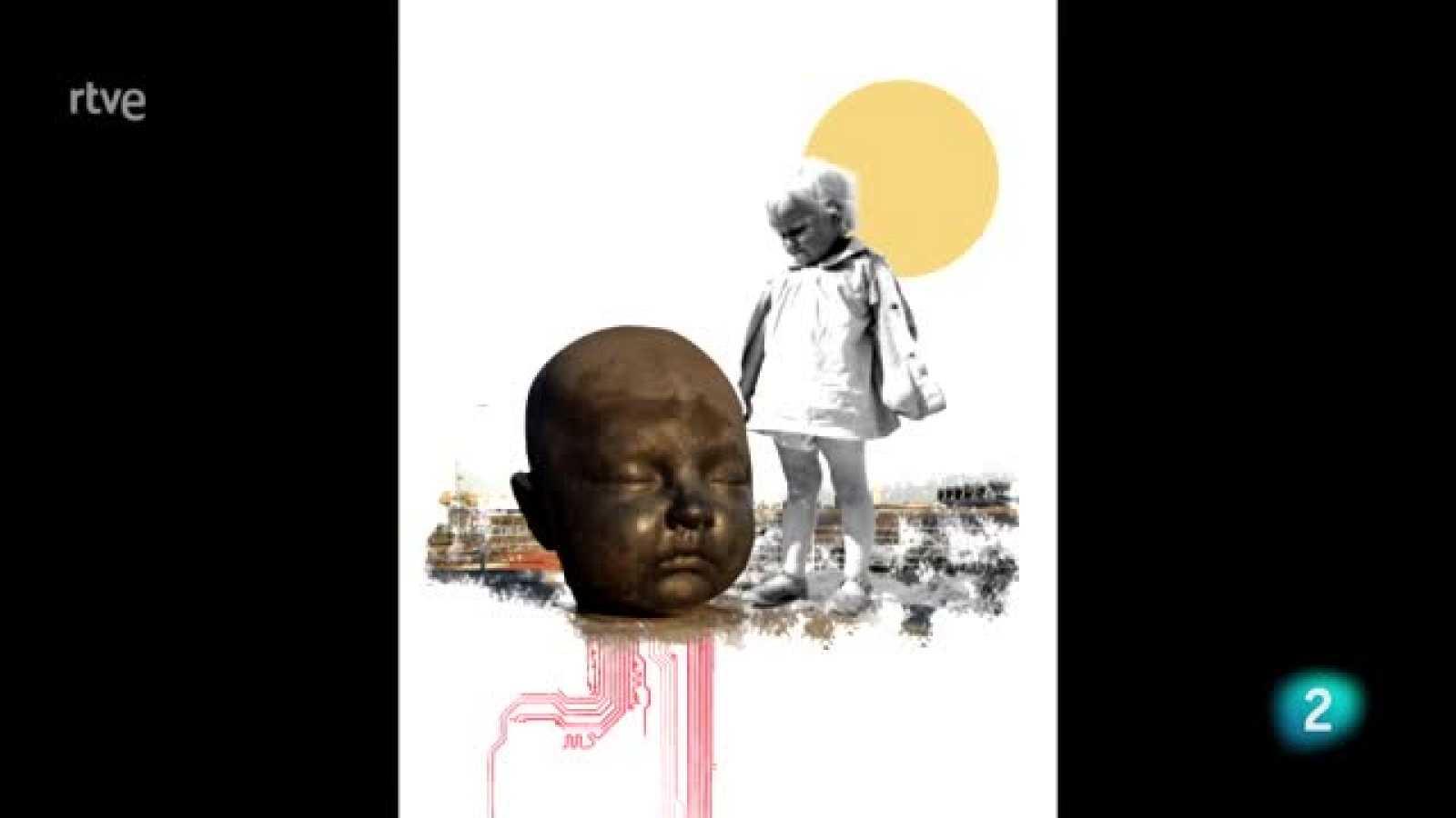 La aventura del saber Boek visual Sra Scribbles collage digital arte #AventuraSaberArte