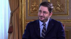 Conversatorios en Casa de América - Manuel Muñiz, secretario de Estado de la España Global