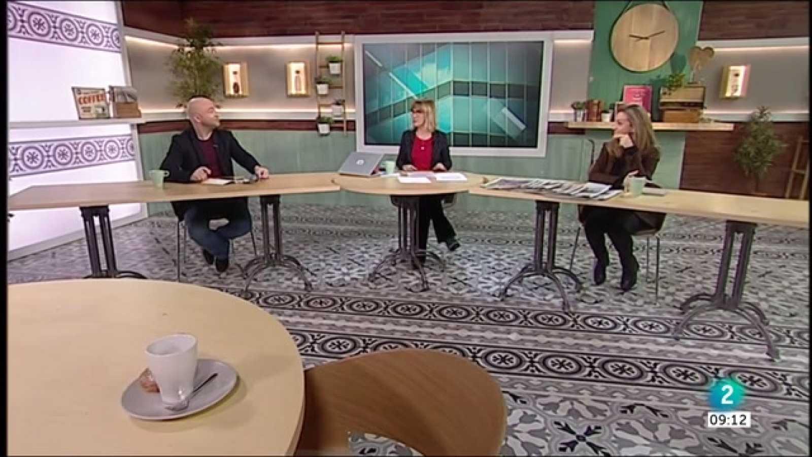 Àngels Chacón, Daniel López-Acuña i Manolo García