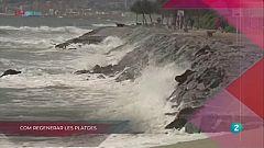 La Metro - Com regenerar les platges i Inversions pendents a Viladecans