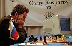 El hombre contra la máquina: 25 años del primer duelo entre 'Deep Blue' y Gary Kasparov
