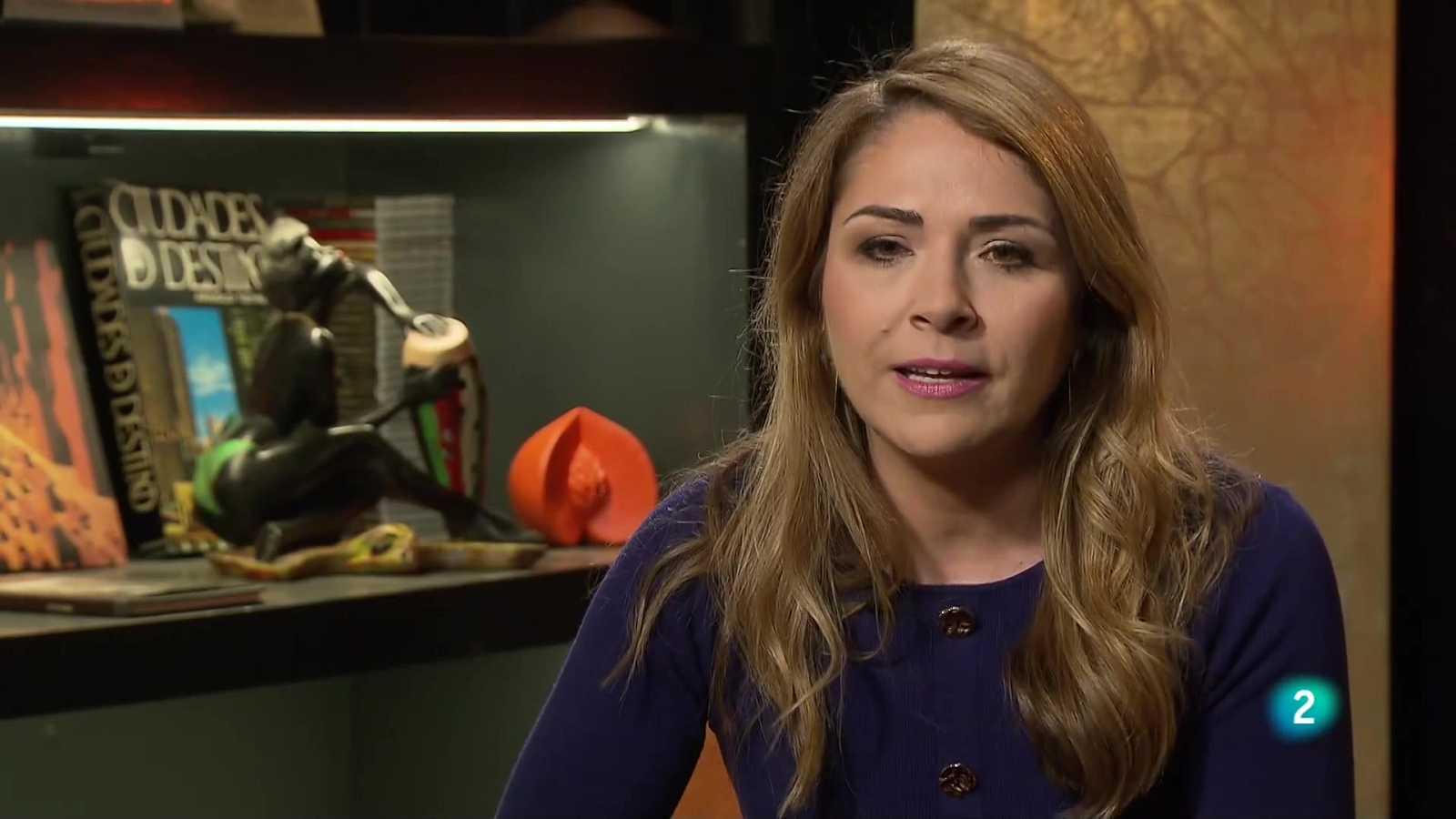 Meritxell Falgueras entrevistada per Anna Cler a Noms Propis