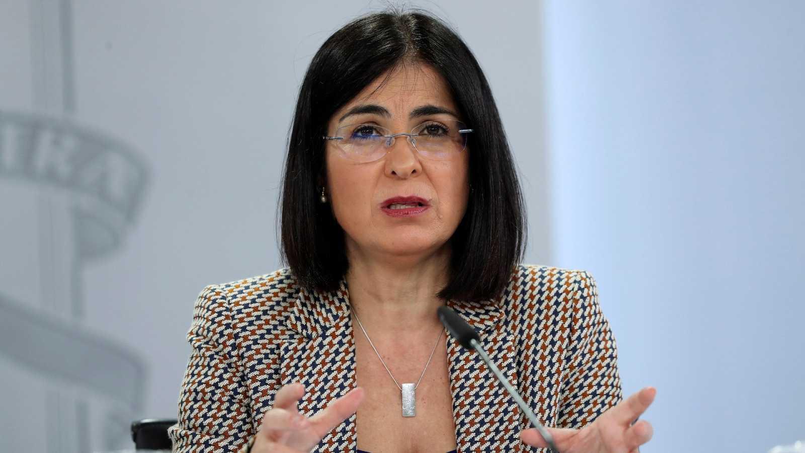 Especial informativo - Comparecencia de la ministra de Sanidad y, el ministro de Política Territorial - 10/02/21 - ver ahora