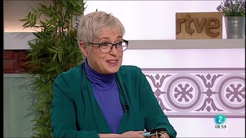 """Anna Grau: """"L'única ultradreta amb poder és el separatisme"""""""