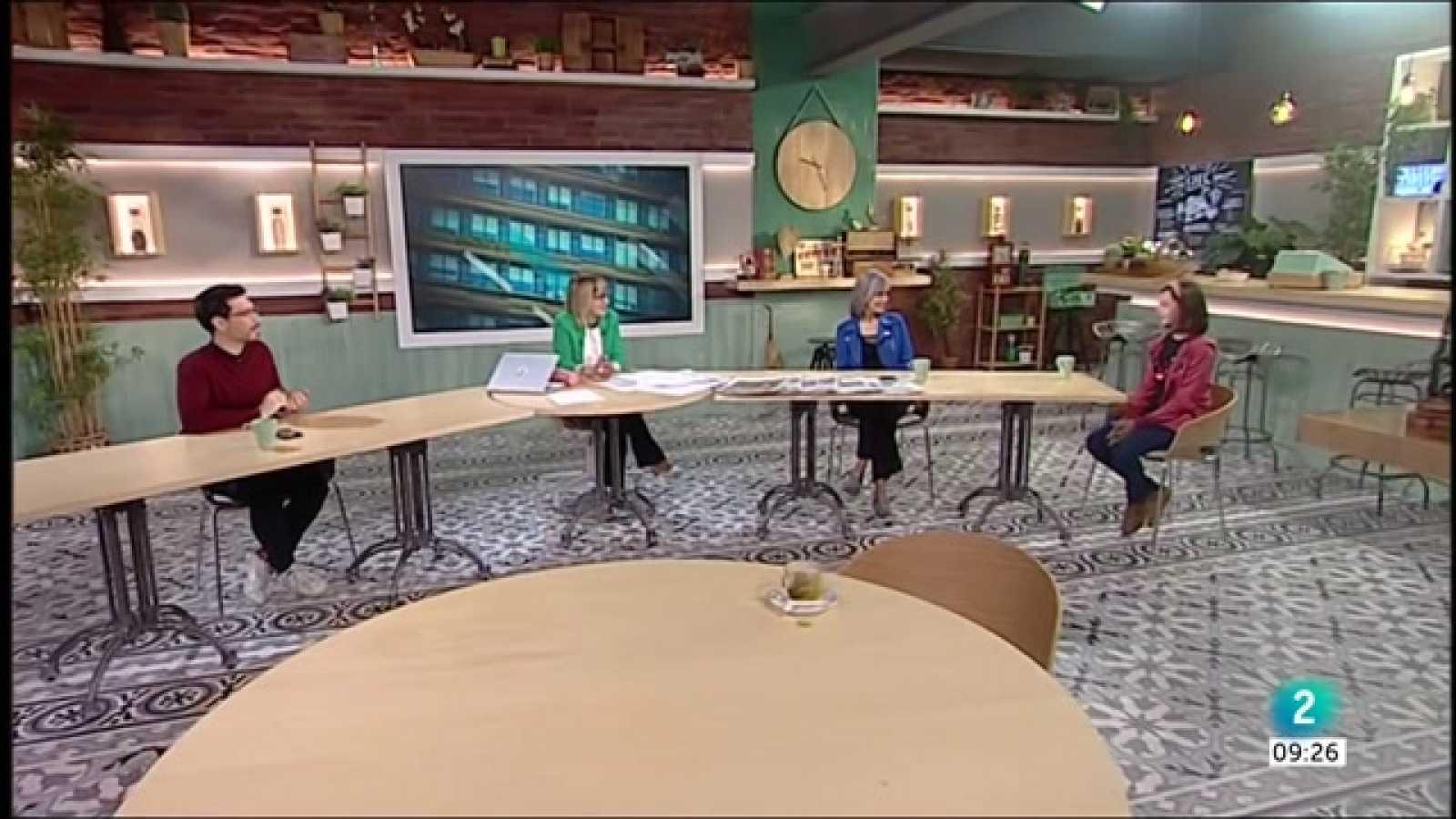 Anna Grau, Josep G. Cambray i dia de la dona i la ciència