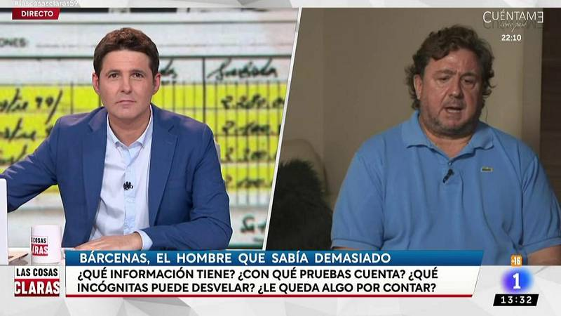 """El ex concejal del PP que denunció la trama Gürtel: """"Bárcenas puede tener bombas para 'cargarse' al propio Casado"""""""