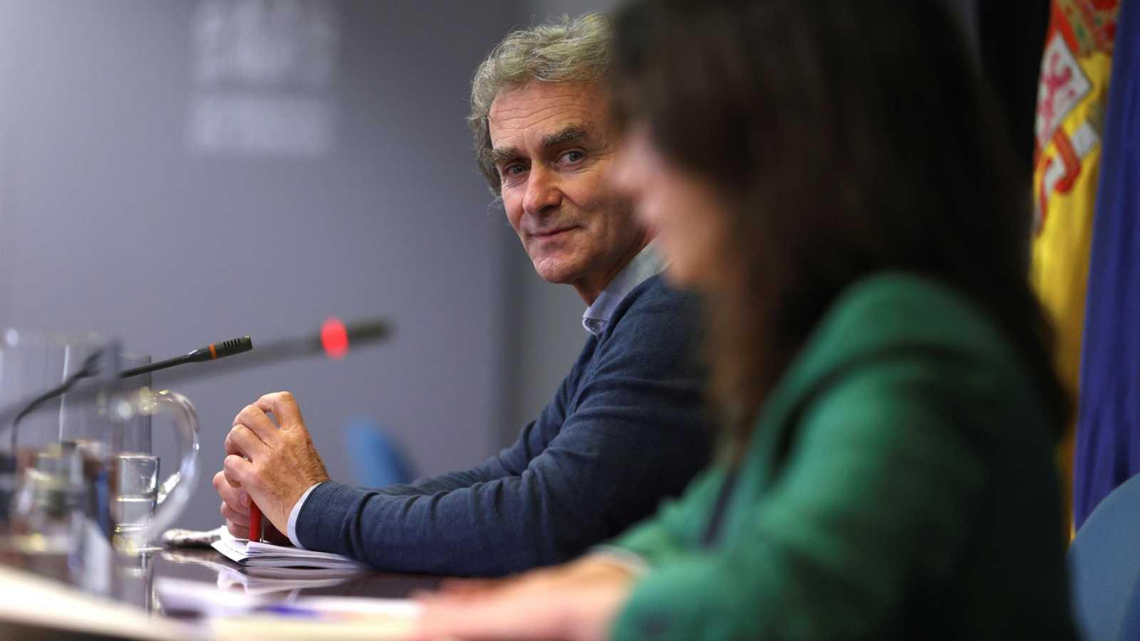 """Simón, tras las críticas del juez Garrido: """"Las medidas eficaces, sean de la Edad Media o del futuro, se usarán"""""""