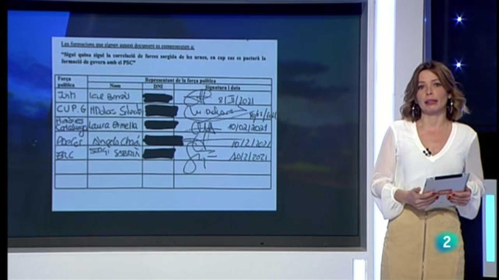 El pacte independentista contra el PSC tensiona la cursa electoral