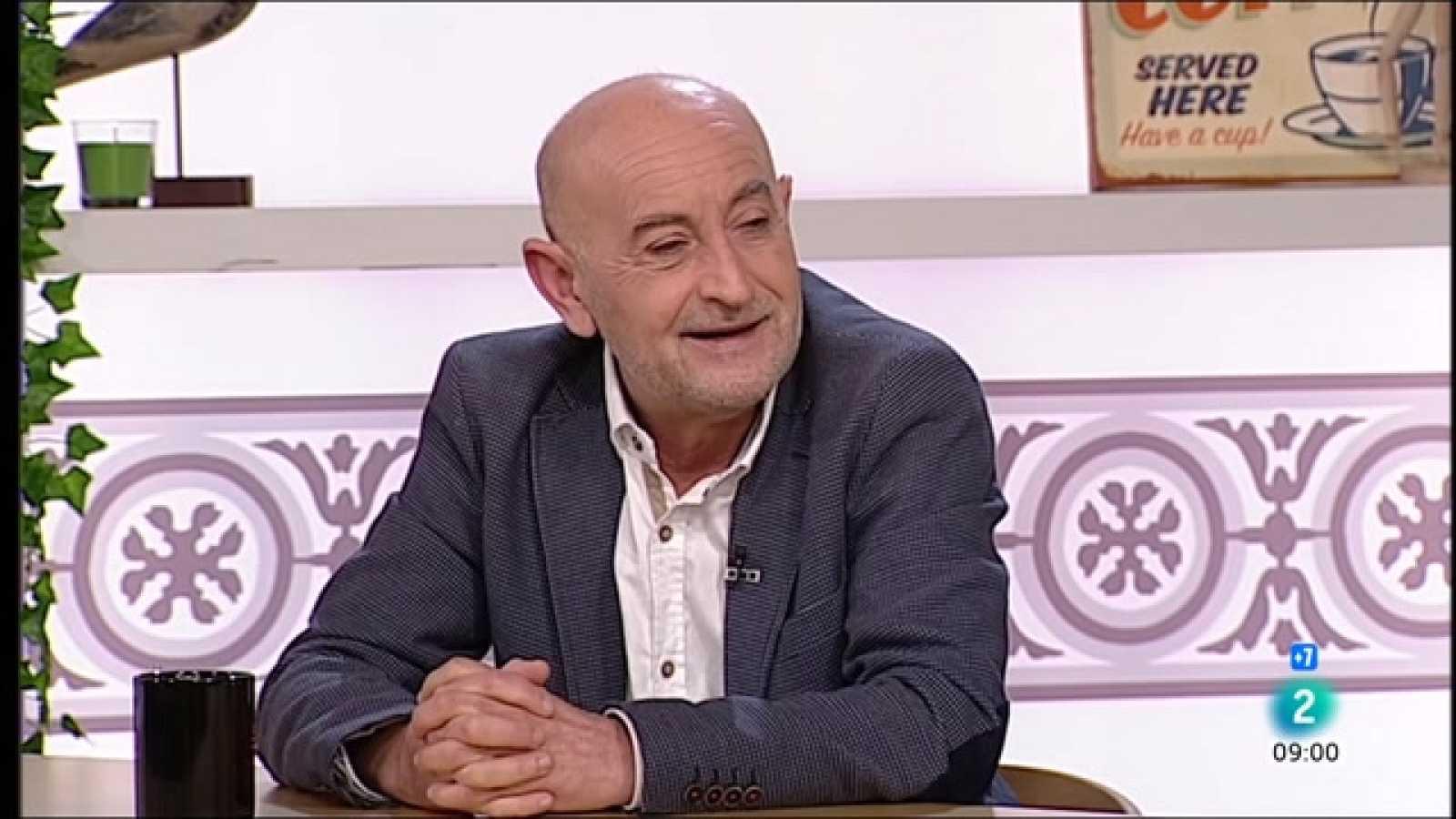 """Santiago García recorda: """"Si no s'ha resolt el teu recurs, t'has de presentar a la mesa"""""""