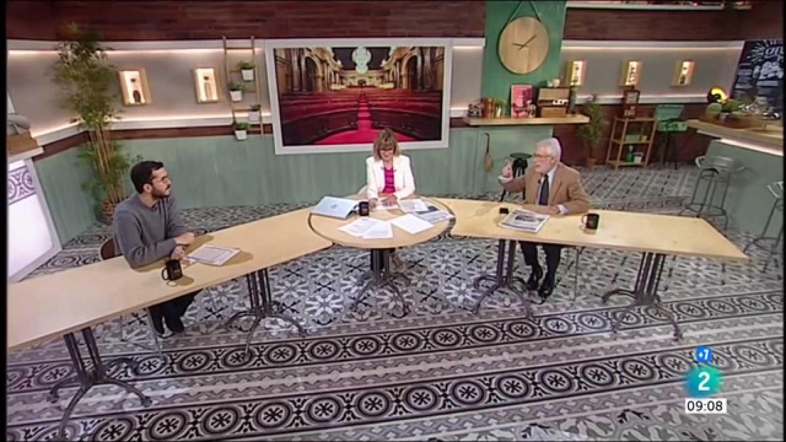 Santiago García, dia de la ràdio i 'Vitals'