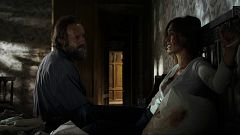La caza. Tramuntana - Sara se encuentra con su padre
