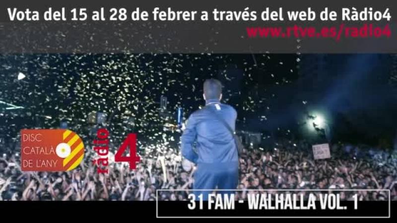 Disc català de l'any - Finalistes al premi Disc català de l'any 2020