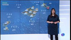 El temps a les Illes Balears - 12/02/21