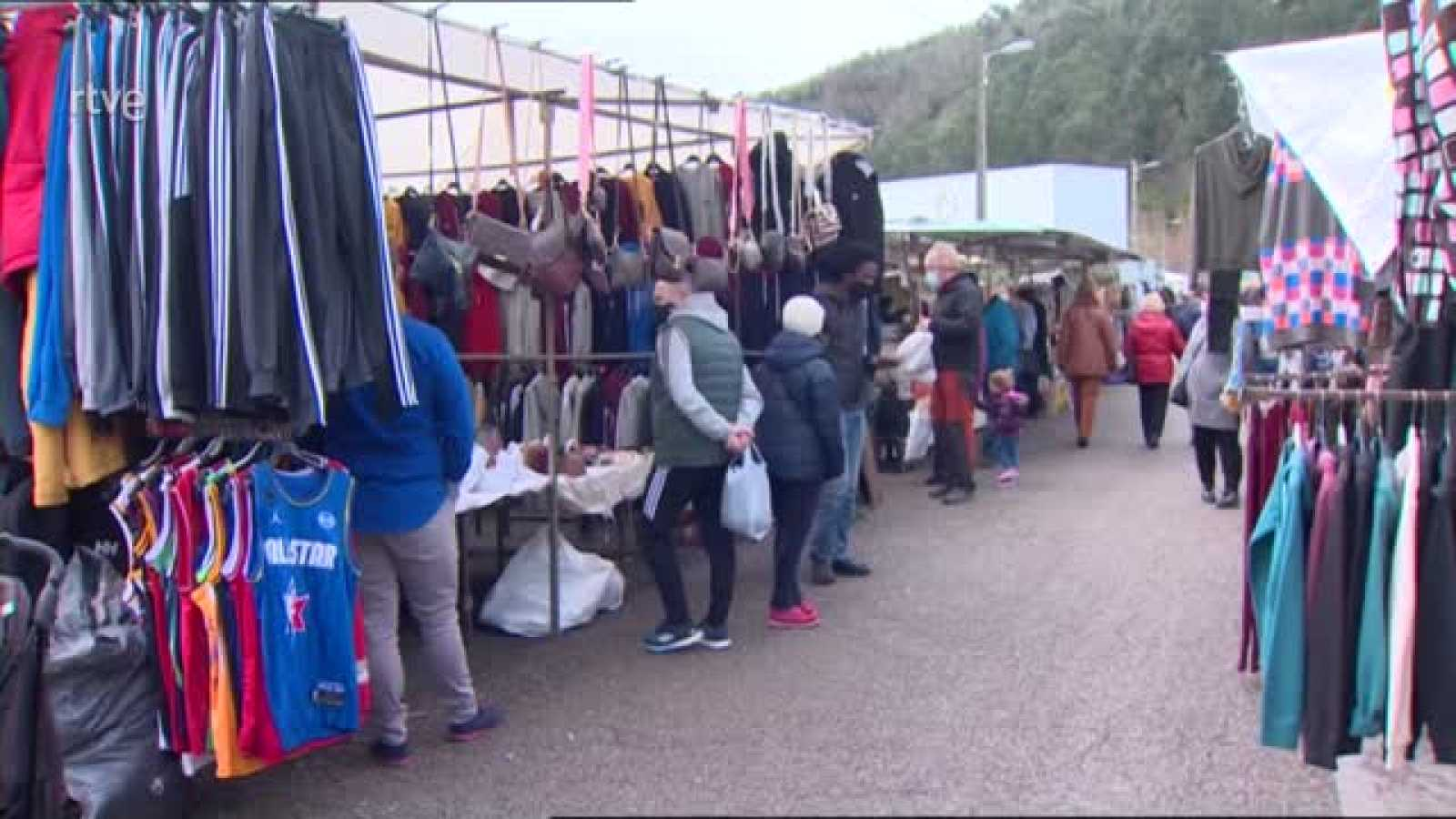 El de Cartes es uno de los mercados más populares de Cantabria