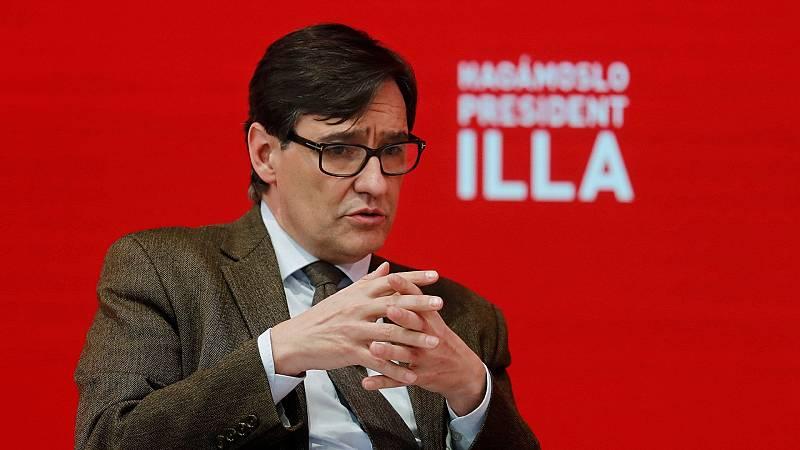 El veto de los independentistas a pactar con el PSC centra el último día de campaña