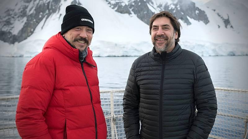 """Javier Bardem: """"Es estar en conexión con la naturaleza en su máxima expresión"""""""